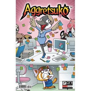 ONI PRESS INC. Aggretsuko #3 Cover A Hickey