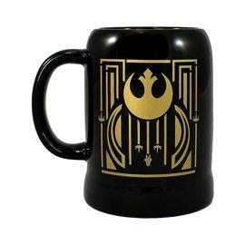 Star Wars The Last Jedi Rebel Symbol Stein