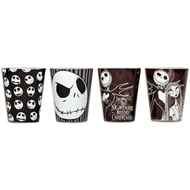 Disney The Nightmare Before Christmas Shot Glass Set