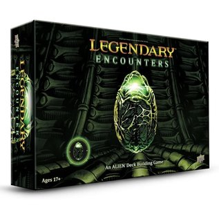 Legendary Encounters: Alien Base Set