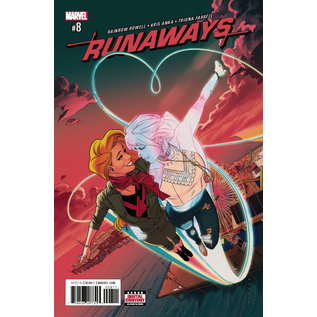 Marvel Comics RUNAWAYS #8 (2018)