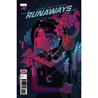 Marvel Comics RUNAWAYS #12 (2018)
