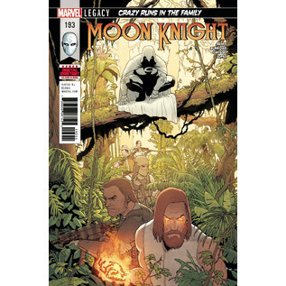 Marvel Comics MOON KNIGHT #193