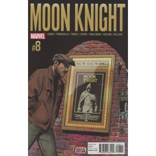 Marvel Comics MOON KNIGHT #08 (2017)