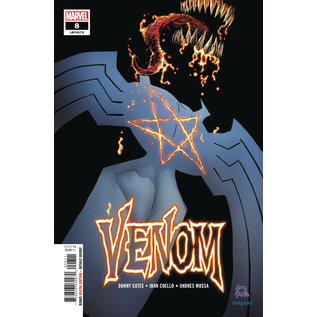 Marvel Comics VENOM #08 (2019)