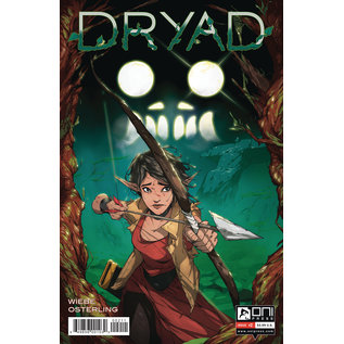 ONI PRESS INC. Dryad #2 Cover A Oleksak