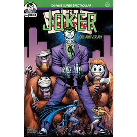 DC Comics Joker 80Th Anniv 100 Page Super Spect #1 1940S Arthur Adams