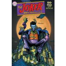DC Comics Joker 80Th Anniv 100 Page Super Spect #1 1950S David Finch V