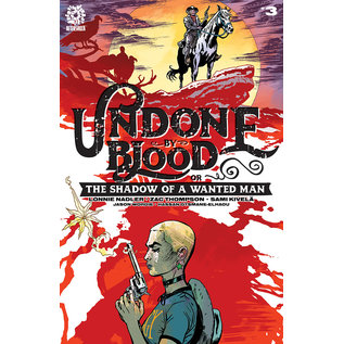 Aftershock Comics Undone By Blood #3