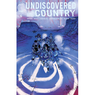 Image Comics Undiscovered Country #6 Cover A Camuncoli