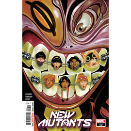 Marvel Comics New Mutants #10