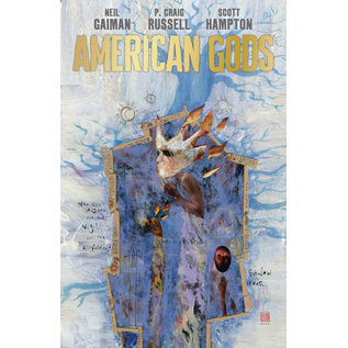 Neil Gaiman American Gods Hc Vol 03 Moment Storm