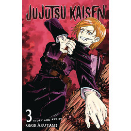 Jujutsu Kaisen Gn Vol 03