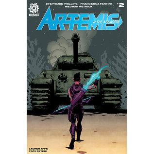 Aftershock Comics Artemis & Assassin #2 Cover A Hester