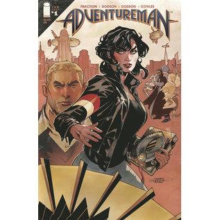 Image Comics Adventureman #1