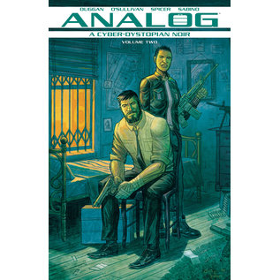 Image Comics Analog TP Vol 02