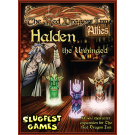 Slugfest Games RDI: Halden the Unhinged