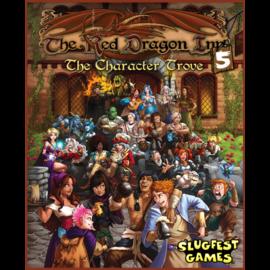 Slugfest Games RDI: 5 - The Character Trove