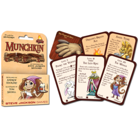 Slugfest Games Munchkin: Red Dragon Inn