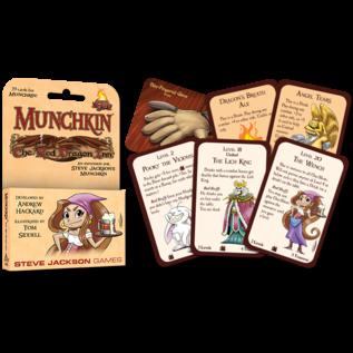 Slugfest Games Munchkin: Red Dragon Inn