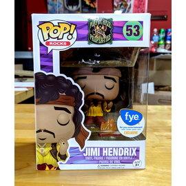 Funko POP! Purple Haze Properties: Jimi Hendrix 53 FYE Exclusive