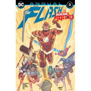 DC Comics Flash Annual #3