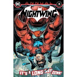 DC Comics Nightwing Annual #3