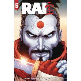 Rai (2019) #6 Cover C Metcalf