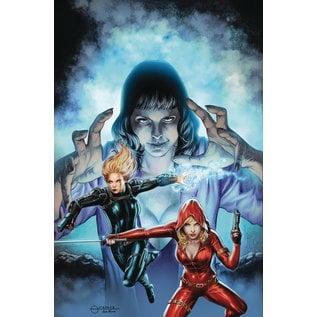 ZENESCOPE ENTERTAINMENT INC Red Agent Island of Dr Moreau #5 (Of 5) Cover A Vigonte