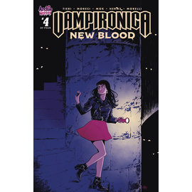 Vampironica New Blood #4 (Of 4) Cover A Mok