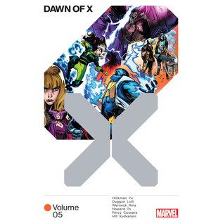Marvel Comics Dawn of X TP Vol 05