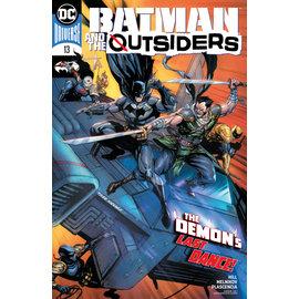 DC Comics Batman And the Outsiders #13
