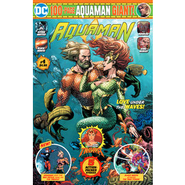 DC Comics Aquaman Giant #4