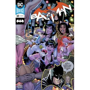 DC Comics BATMAN #68