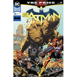 DC Comics BATMAN #64: THE PRICE OF JUSTICE