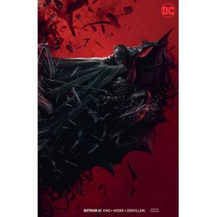 DC Comics BATMAN #61 VAR ED