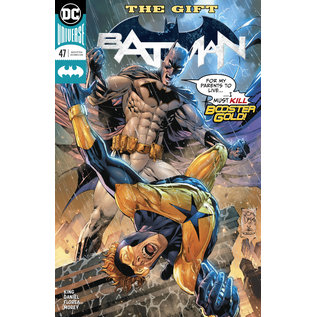 DC Comics BATMAN #47