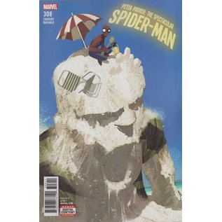 Marvel Comics PETER PARKER: SPECTACULAR SPIDER-MAN #308