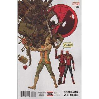 Marvel Comics SPIDER-MAN / DEADPOOL #40