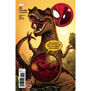 Marvel Comics SPIDER-MAN / DEADPOOL #39