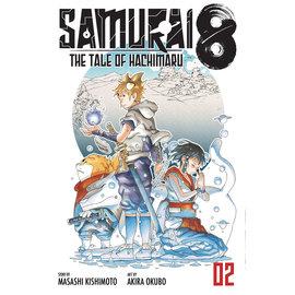 Samurai 8 Tale of Hachimaru Gn Vol 02