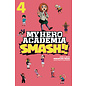 My Hero Academia Smash Gn Vol 04