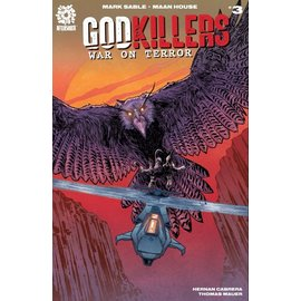 Aftershock Comics Godkillers #3