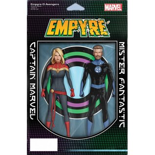 Marvel Comics Empyre Avengers #0 Christopher 2-Pack Action Figure Variant