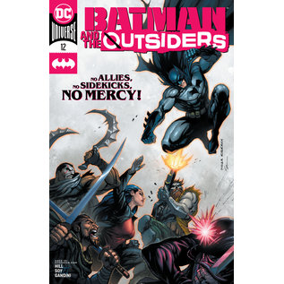 DC Comics Batman And the Outsiders #12