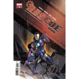 Marvel Comics 2020 Rescue #2 (Of 2)