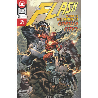 DC Comics FLASH #58