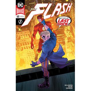 DC Comics FLASH #68