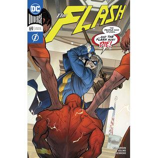 DC Comics FLASH #69