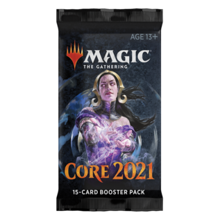Wizards of the Coast Core Set 2021 Booster Pack